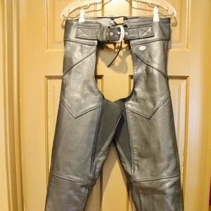 Womens Harley Davidson Leather Chaps